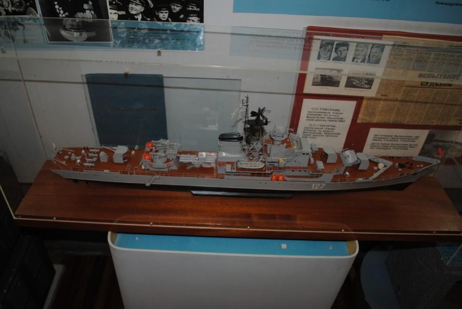 Музей судостроения и флота 2465
