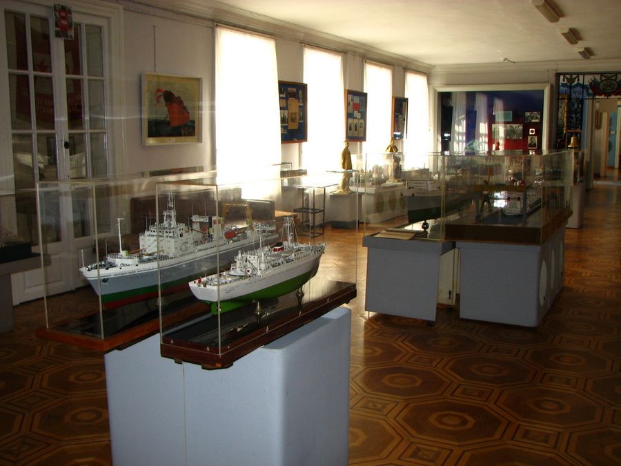 Музей судостроения и флота 4008