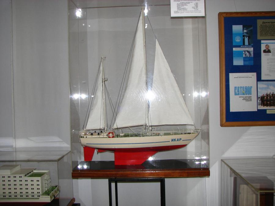 Музей судостроения и флота 4009