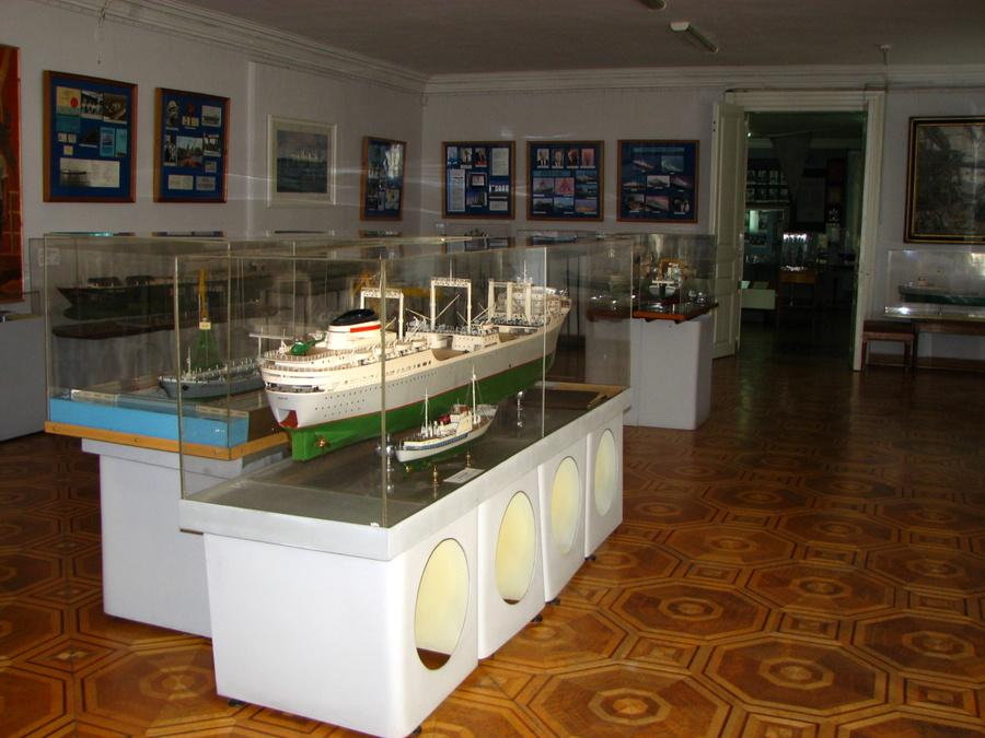Музей судостроения и флота 4013