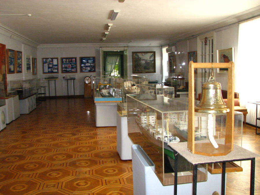 Музей судостроения и флота 4015