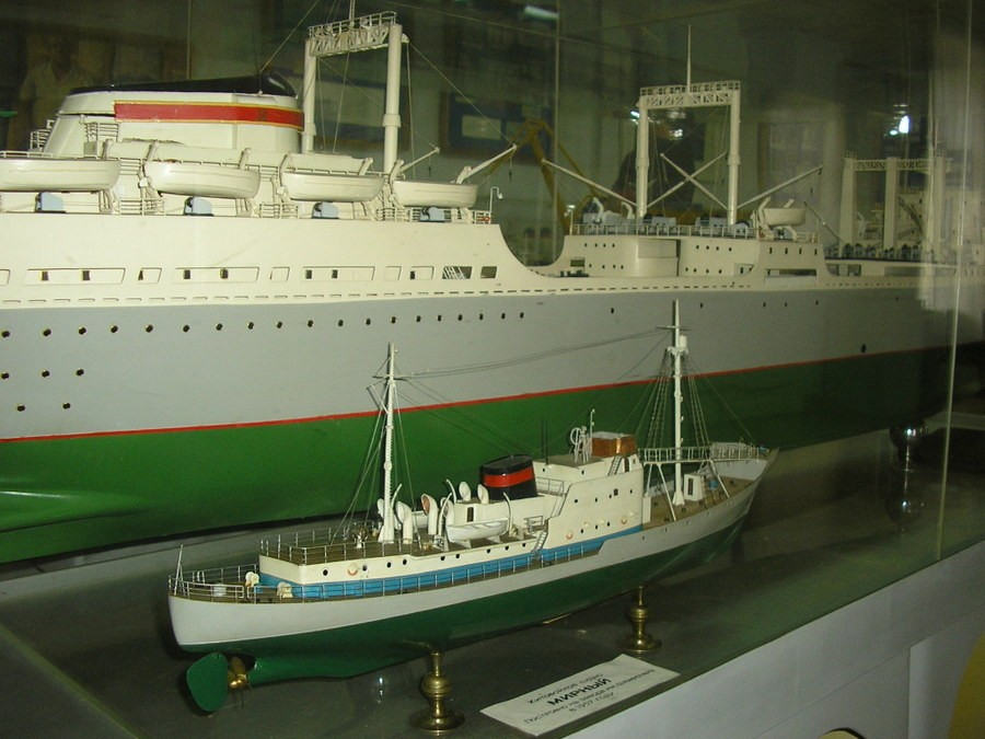 Музей судостроения и флота 86