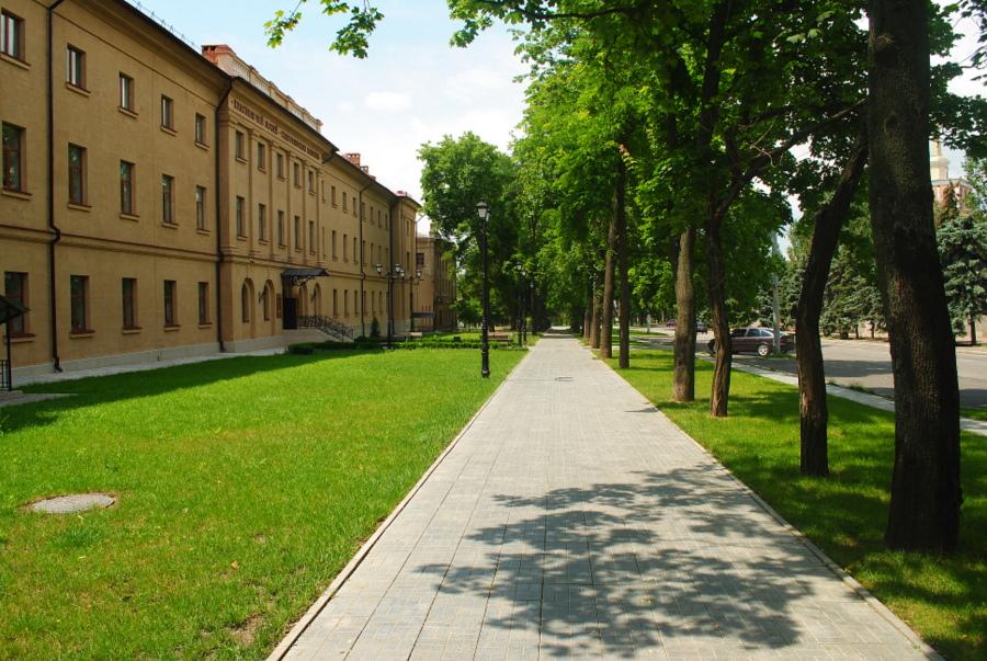 Старофлотские казармы 4498