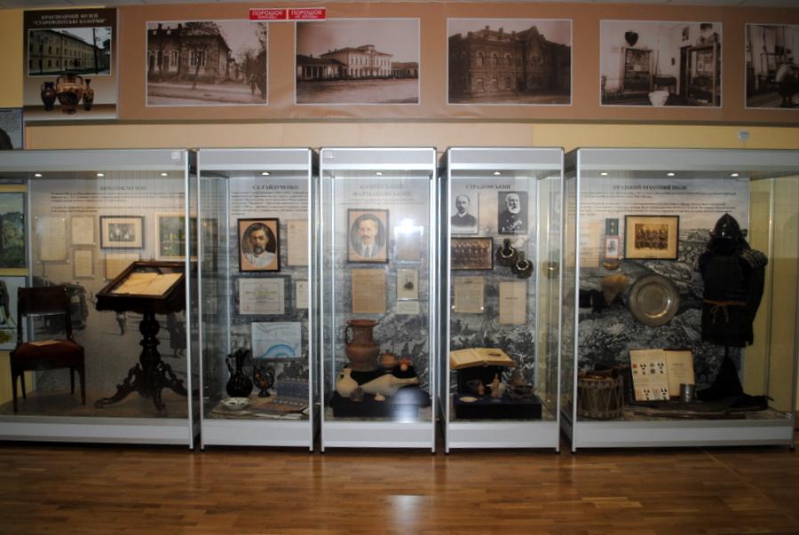 Старофлотские казармы 4517