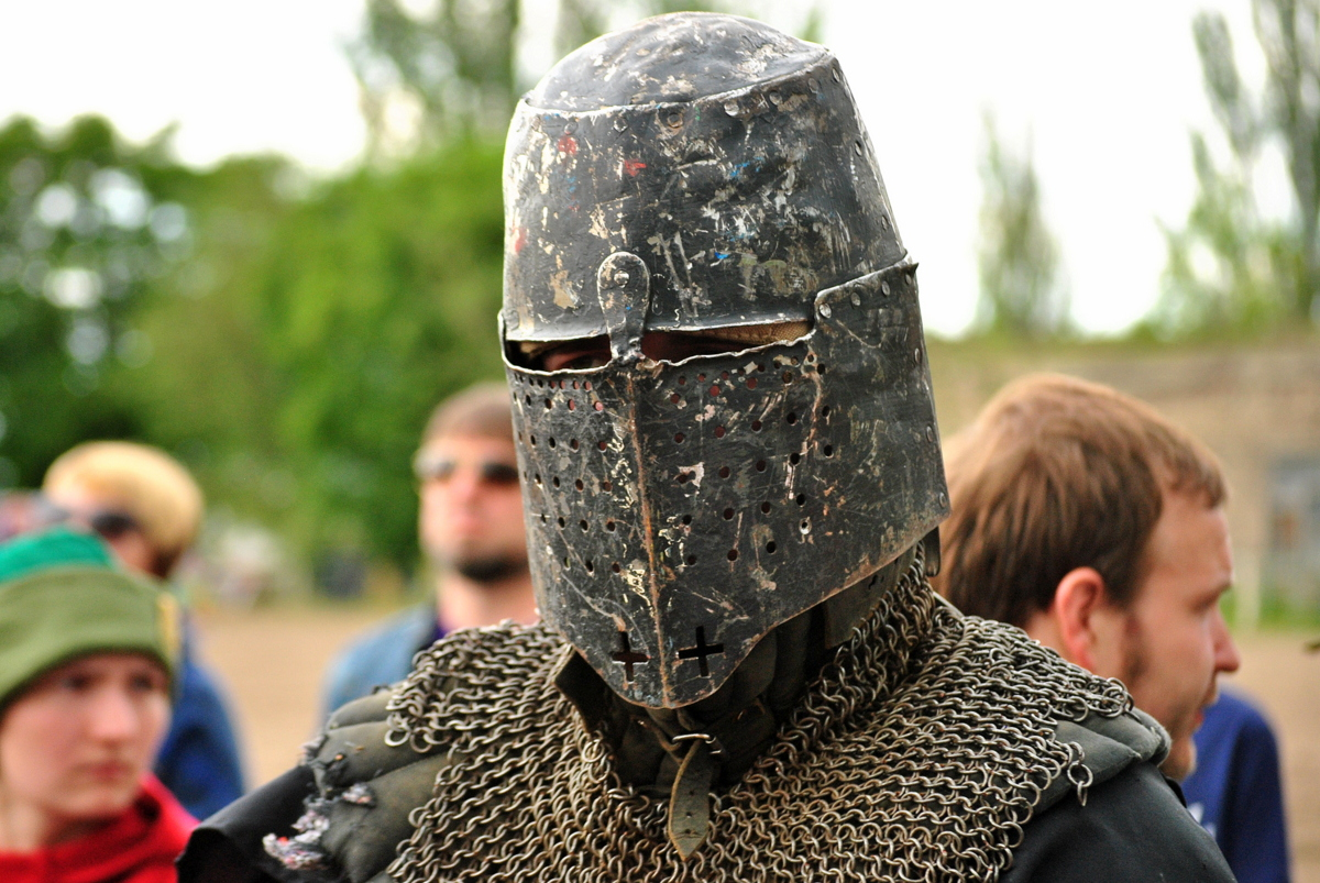 Фестиваль історичного середньовічного бою Кубок Ольвії 2017
