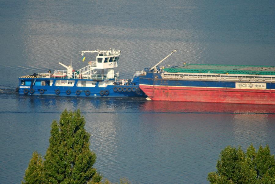 Перпективы перевозки зерна речным транспортом