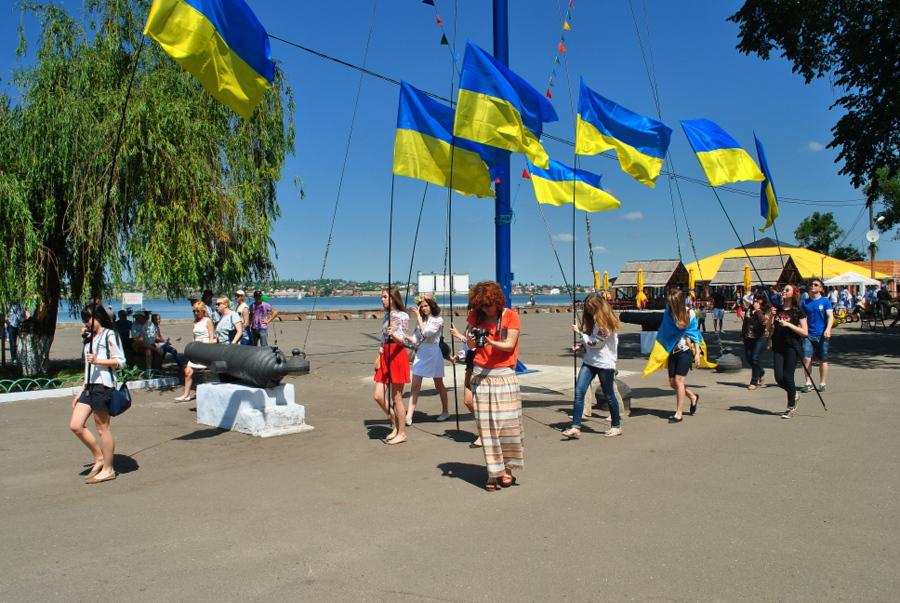 регата за единую Украину