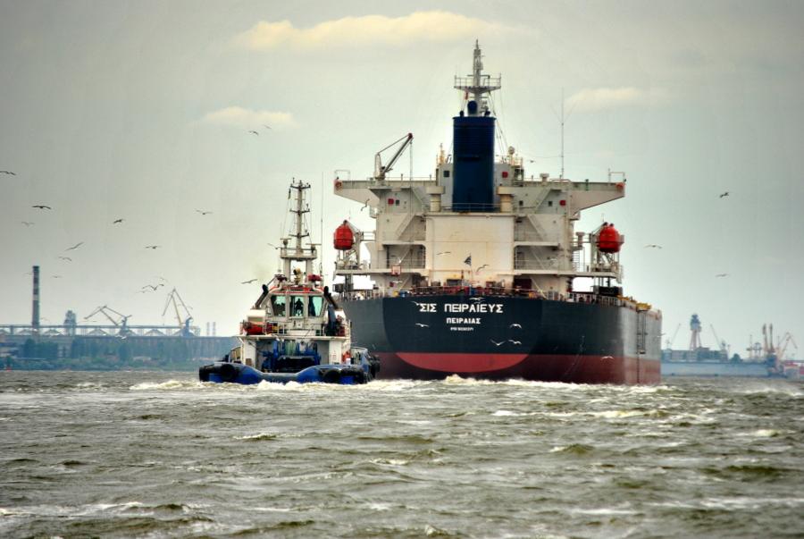 Проводка судна в БДЛК