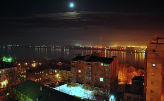 Ночь над Южным Бугом