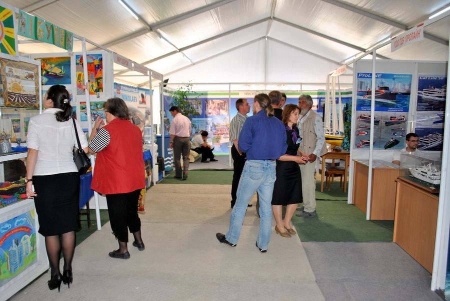 Выставка Судостроение-2017