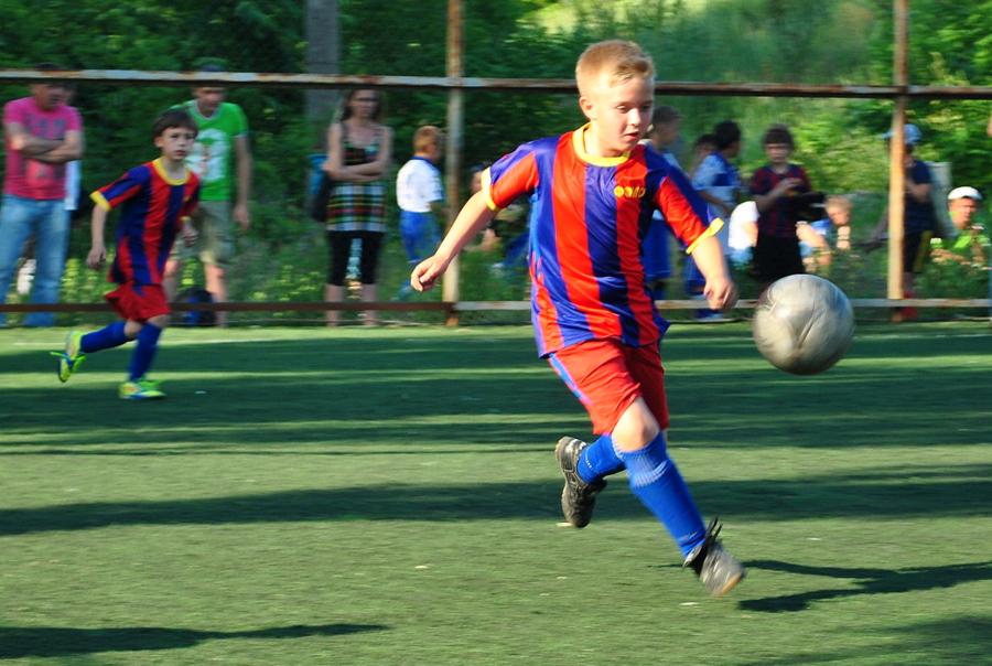 Детский чемпионат по футболу