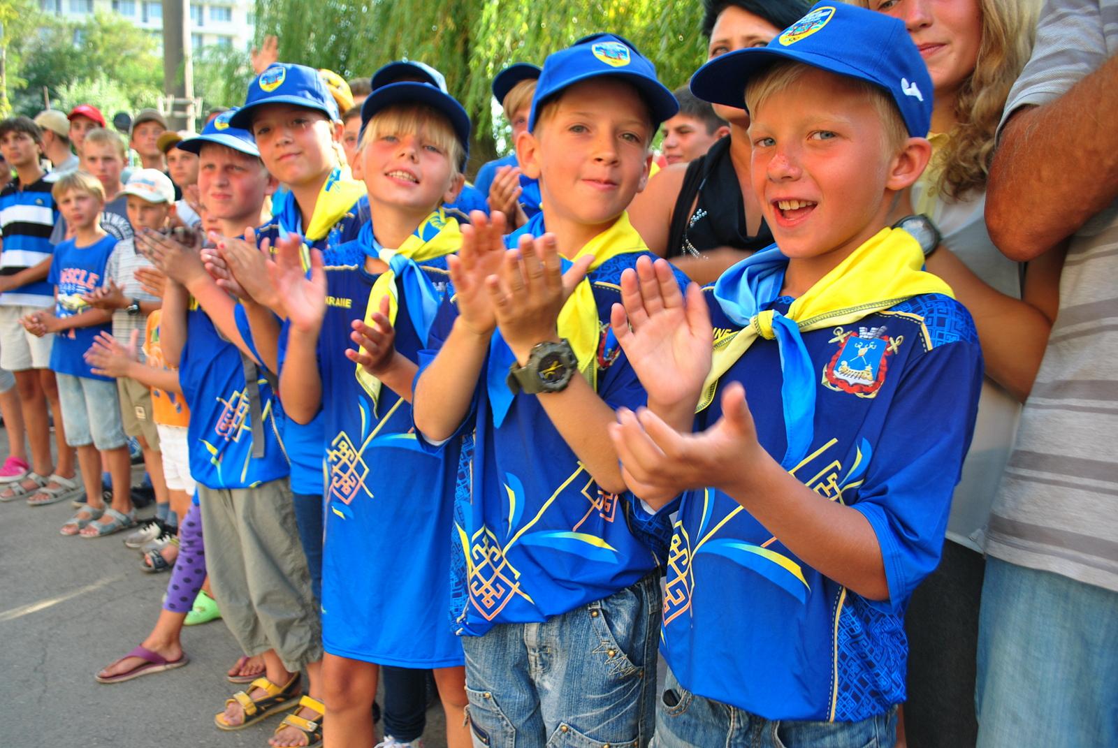 Вітрильний Чемпіонат України в неолімпійських номерах