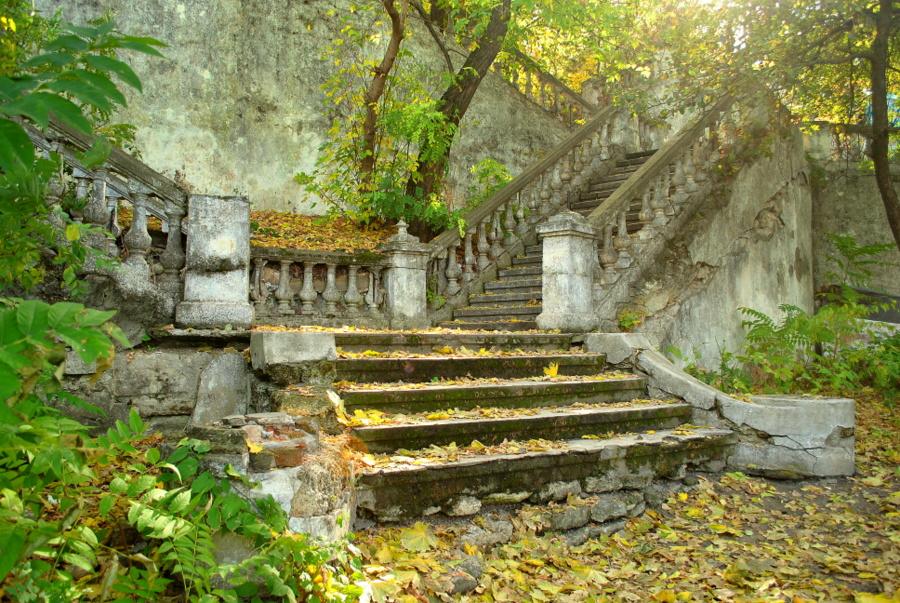 Парк бывшего санатория Коммунар