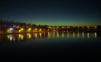 Ингульский мост и Флотский бульвар