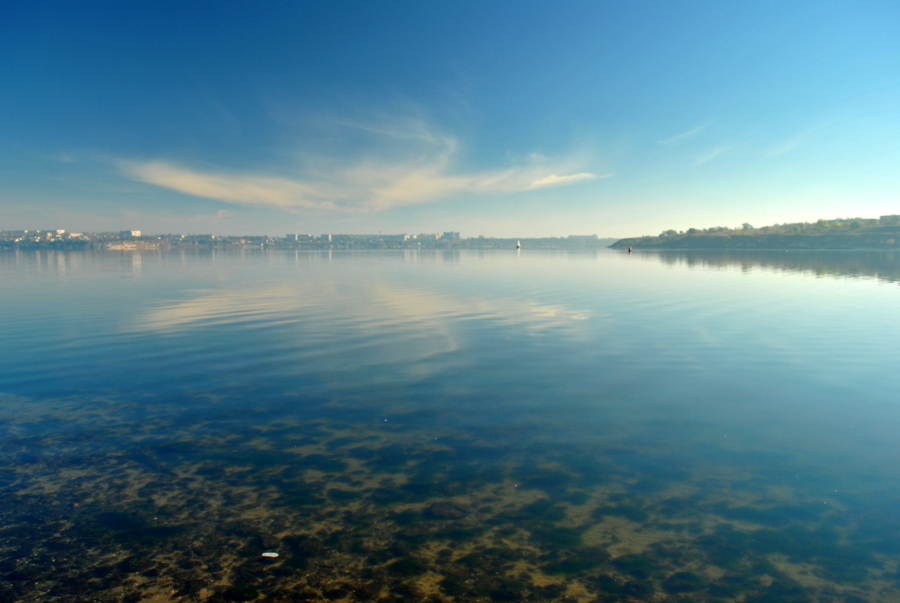 Утро на Южном Буге
