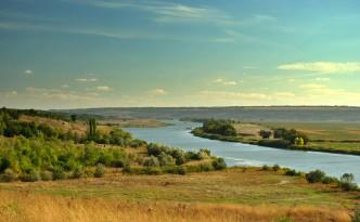 Південний Буг біля села Ракове