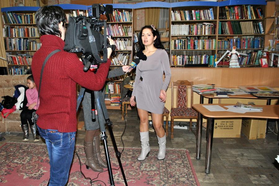 В Николаевской областной библиотеке для юношества