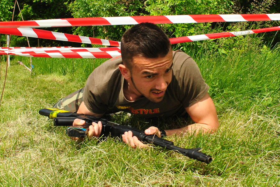 Турнір з тактико-спеціальної підготовки