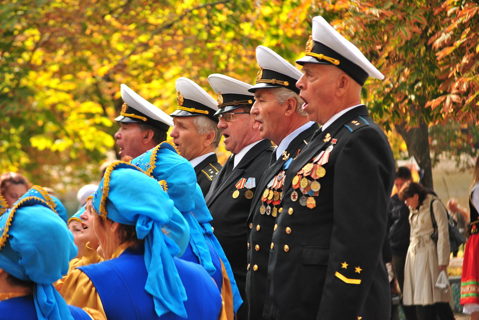 Фестиваль культур народів світу у Миколаєві