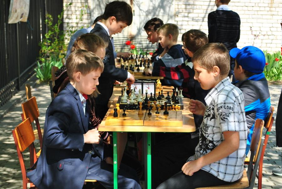 Шахматный клуб 22-й Школы