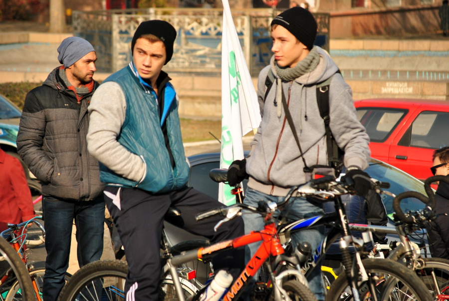 Велопробег за Сенкевича