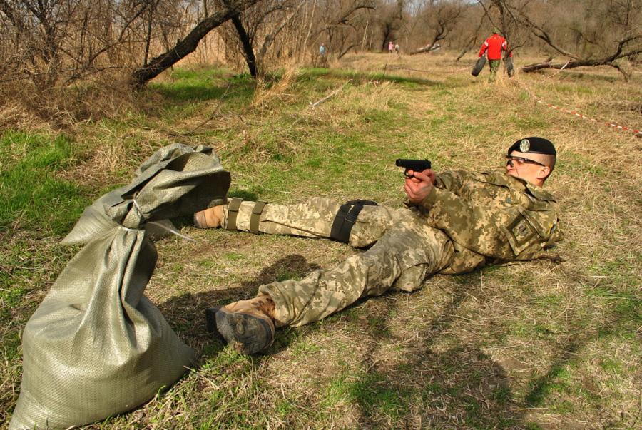 Турнир по тактико-специальной подготовке