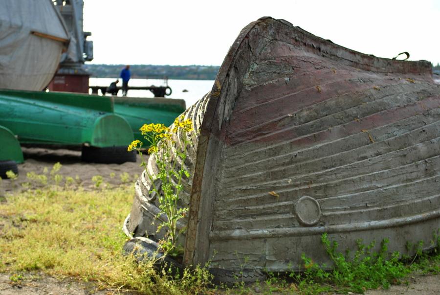 В Яхтклубе
