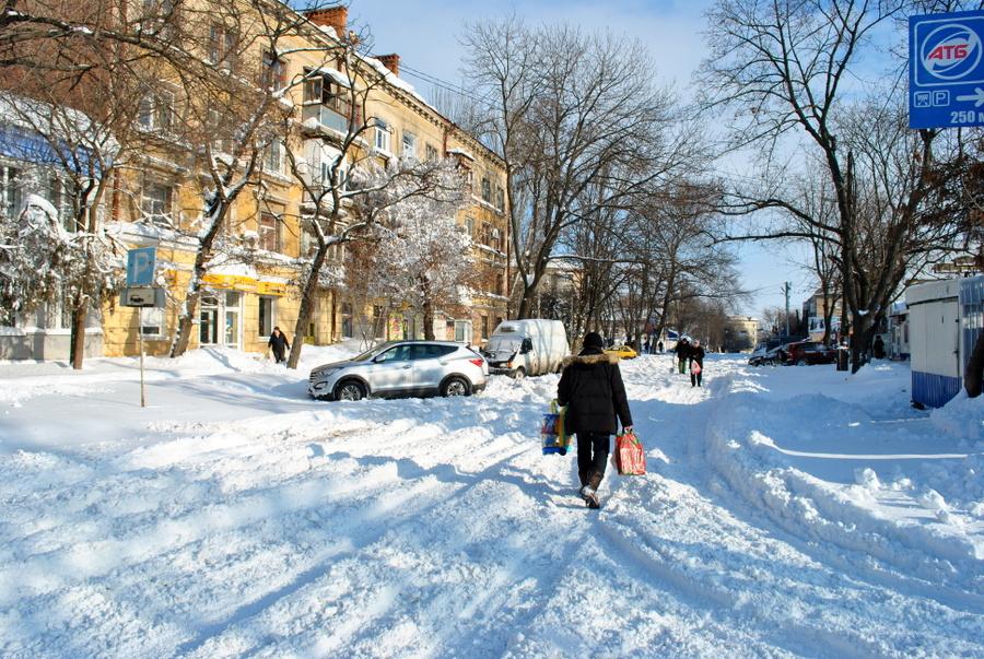 На ул. Никольской