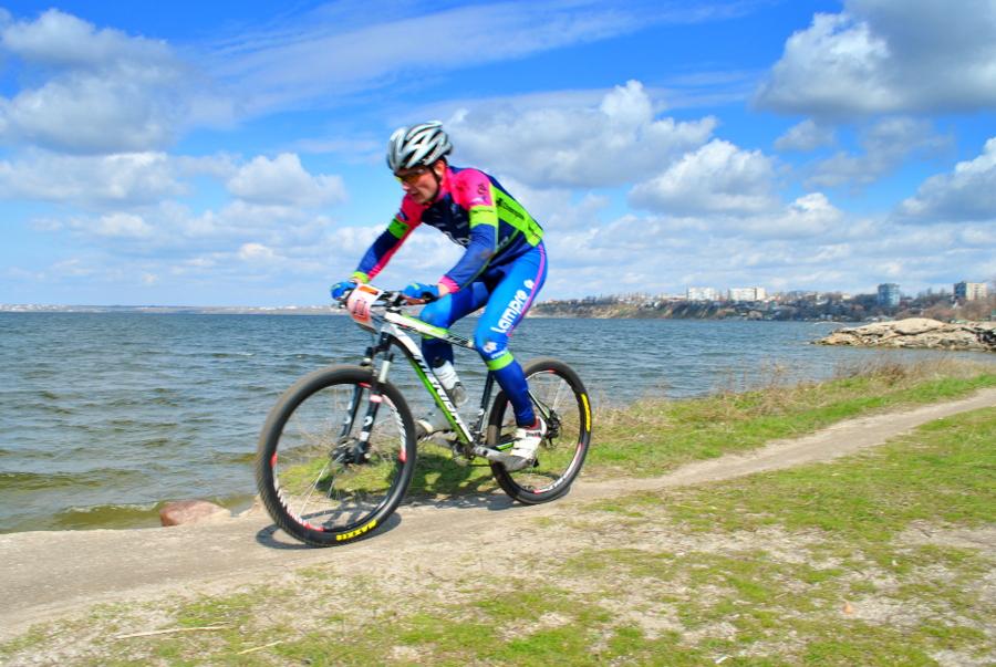 Чемпионат по велоспорту в Николаеве