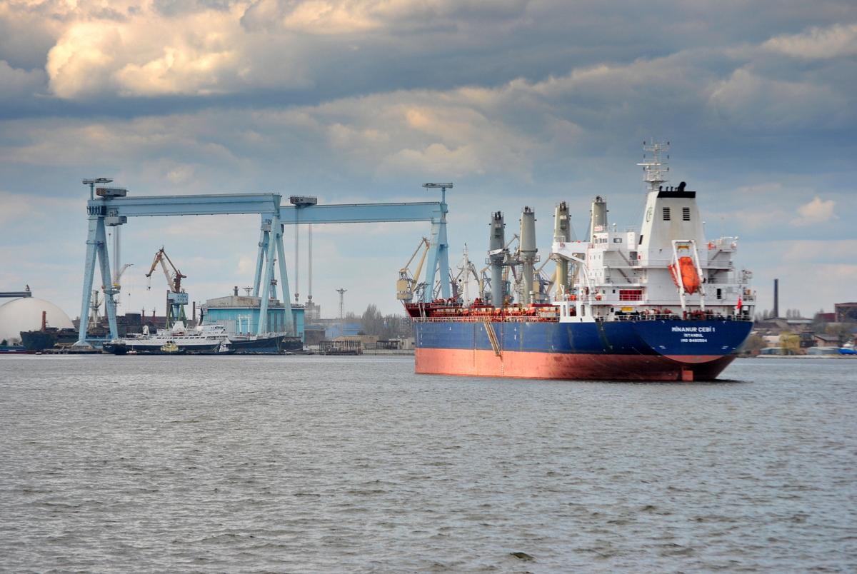 Миколаїв - місто-порт