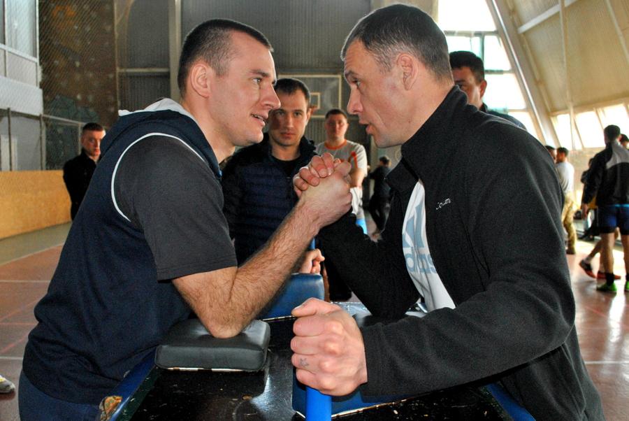 1-я Спартакиада Николаевского гарнизона