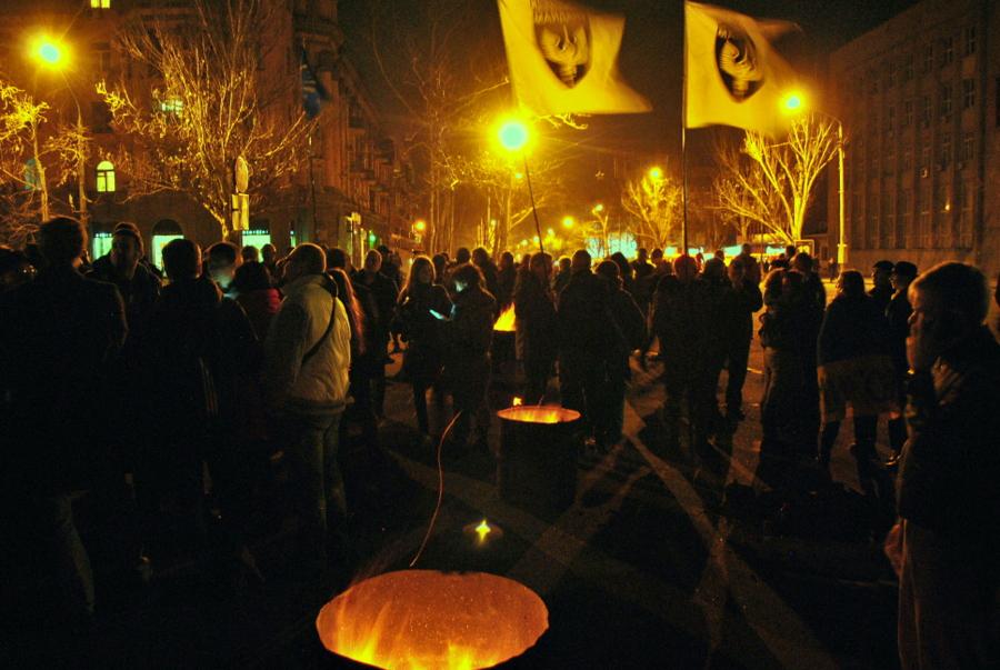 Вторая годовщина Майдана