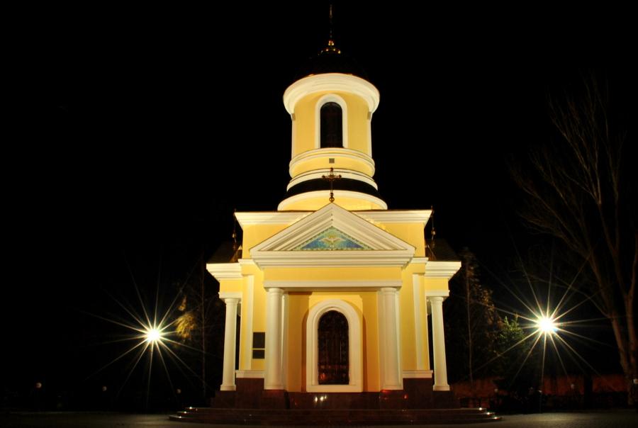 Часовня Святого Николая