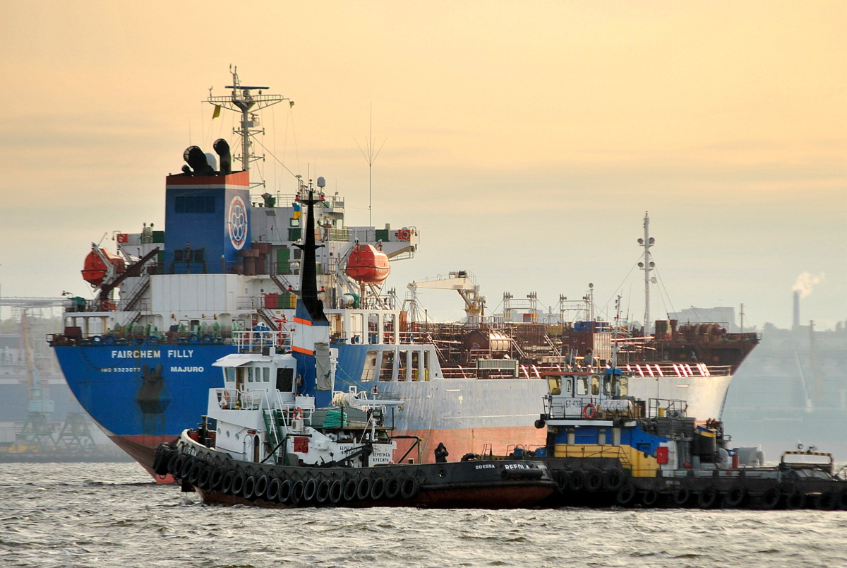 Николаевский морской порт