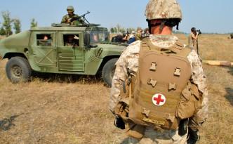 Си-Бриз-2015 — Тактическая медицина