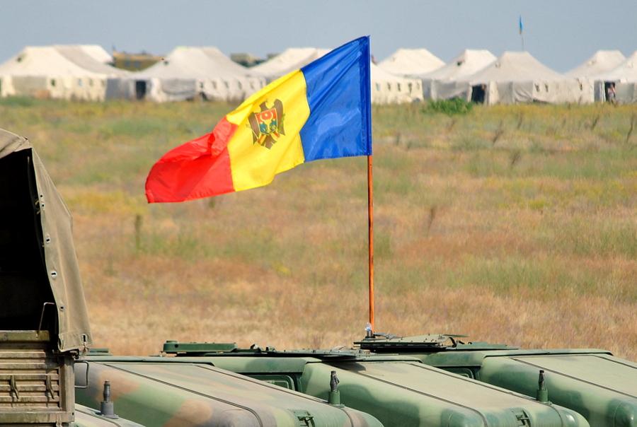 Молдавский контингент на Си Бриз - 2015