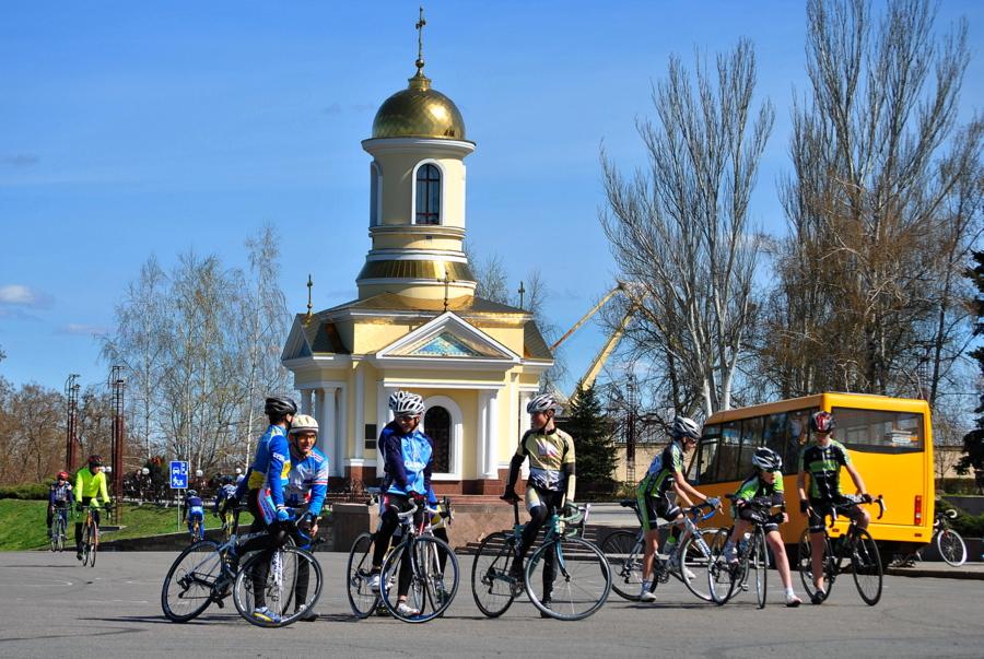 Открытый весенний чемпионат Украины в конке критериум