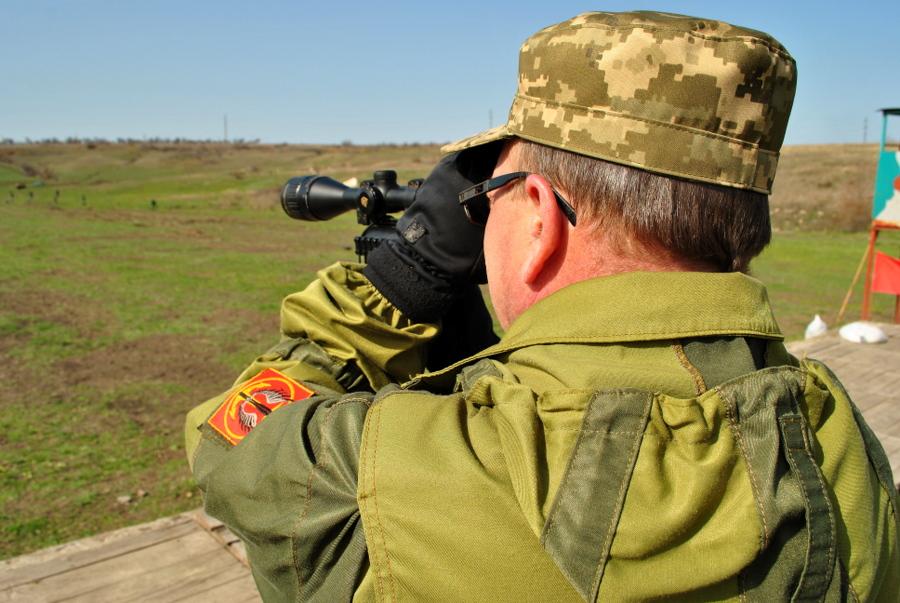 Курсы снайперов Sniper's school от Combat-UA