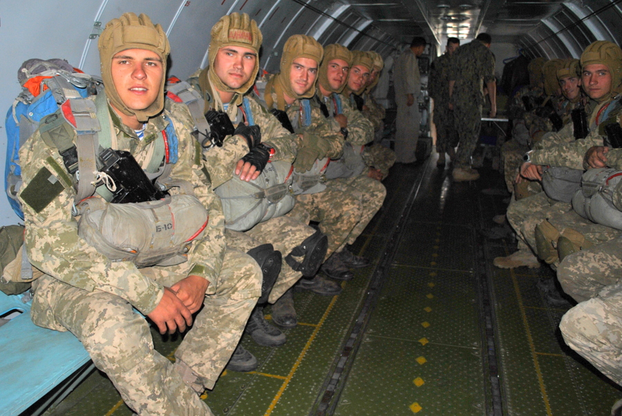 Си-Бриз-2015 — Подготовка десанта