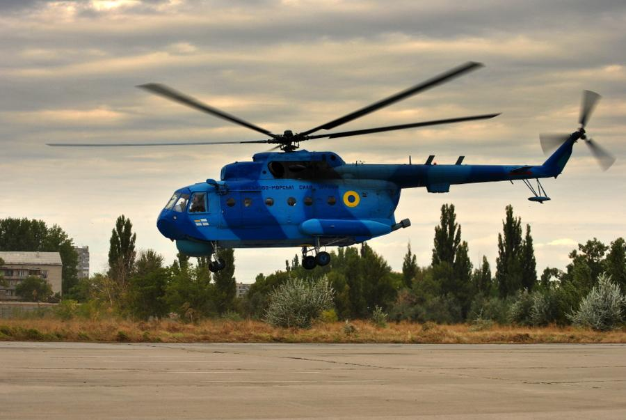 ВВС Украины на учениях Си Бриз – 2015