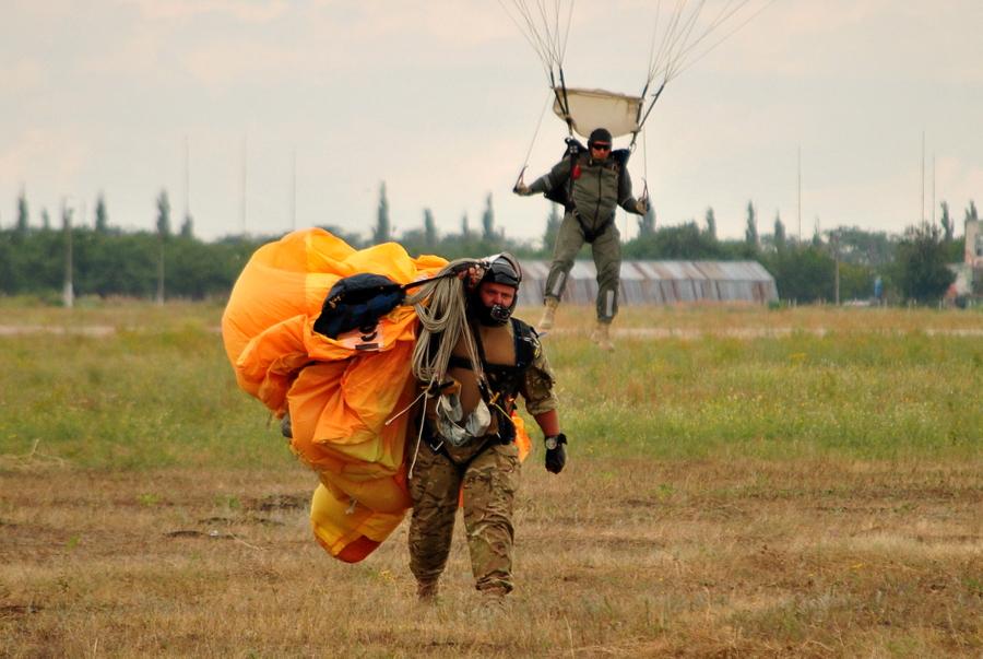 Си-Бриз-2015 — Прыжковая подготовка