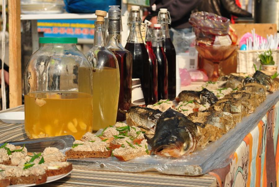 Брячина - фестиваль уличной еды