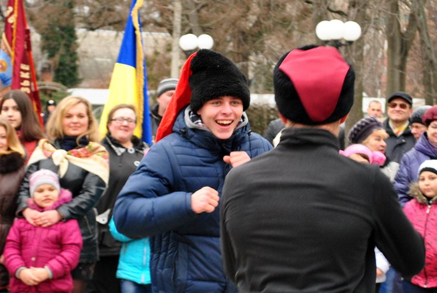 Проводы зимы в Николаеве