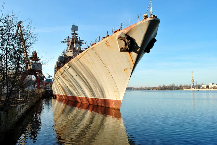 Крейсер пр. 1164