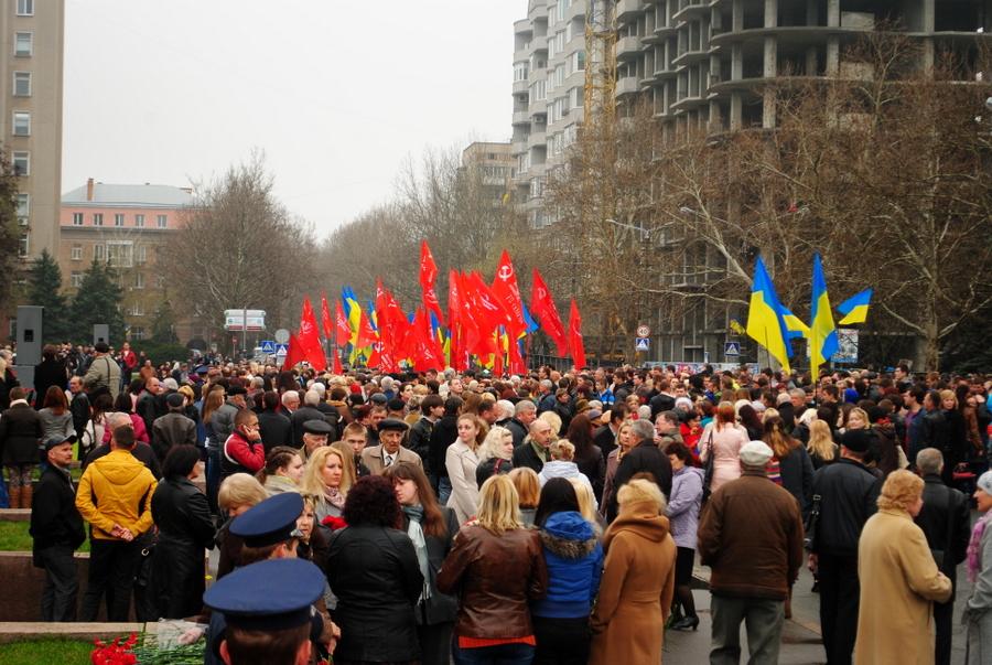 70-летие освобождения Николаева
