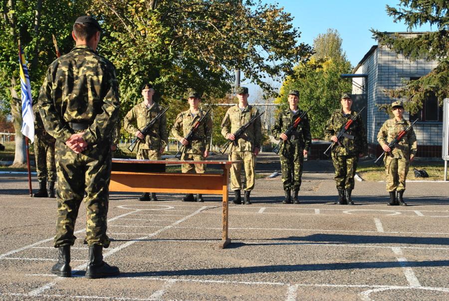 Присяга Морской Пехоты