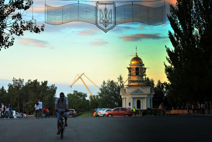 На ул. Соборной