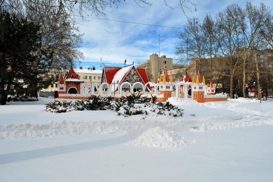 детский городок Сказка