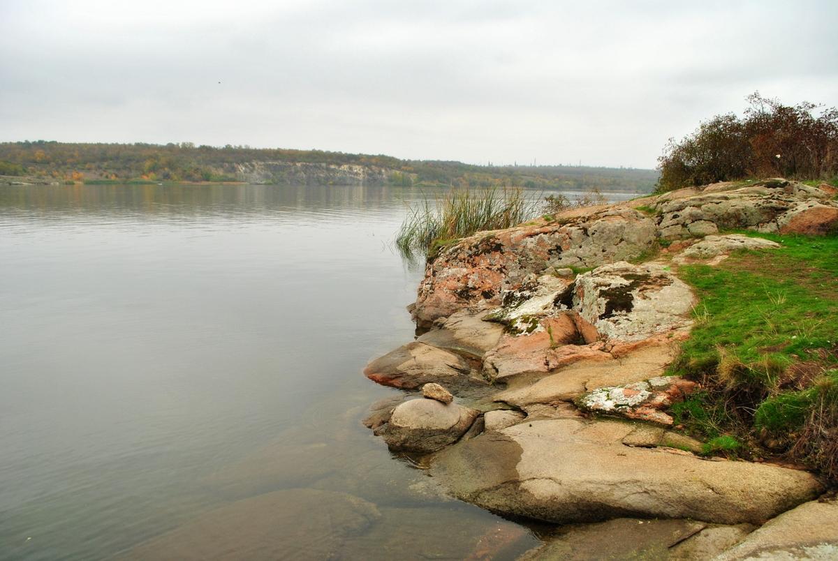 Південний Буг поблизу Олександрівки