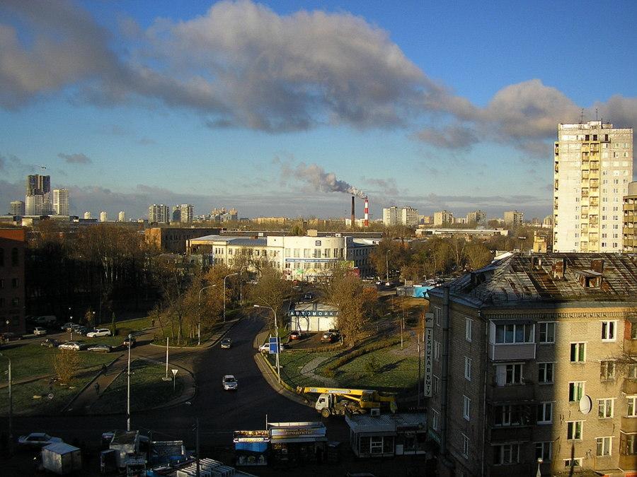 Из Николаева в Москву и обратно. Вид из окна